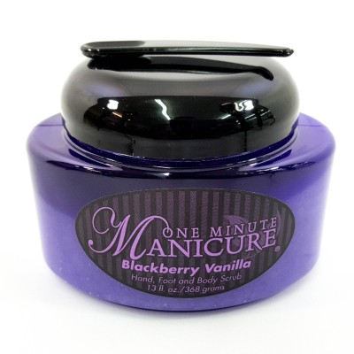 One Minute Manicure Blackberry Vanilla 5 Oz
