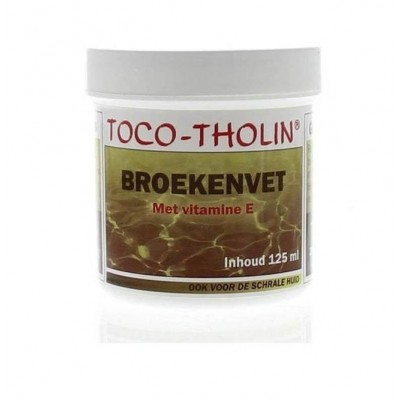 Toco-Tholin Broekenvet 125ml